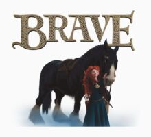 BRAVE by Liz Rogers
