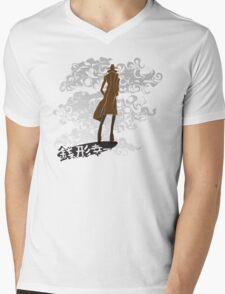 Koichi Zenigata Mens V-Neck T-Shirt
