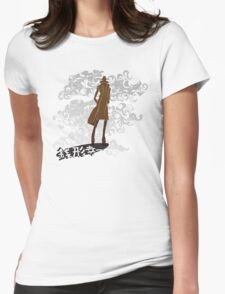 Koichi Zenigata Womens Fitted T-Shirt