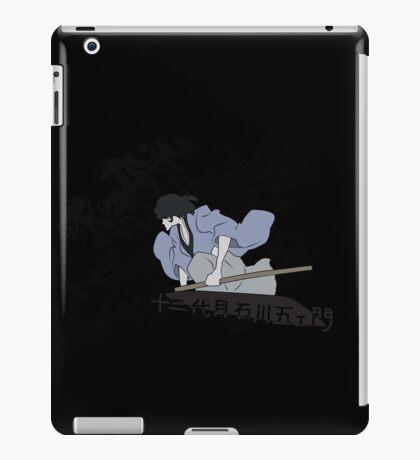Goemon Ishikawa XIII iPad Case/Skin