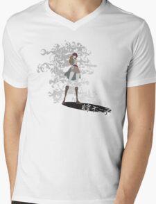 Fujiko Mine Mens V-Neck T-Shirt