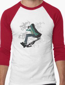 Arsene Lupin the Third Men's Baseball ¾ T-Shirt