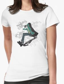 Arsene Lupin the Third Womens Fitted T-Shirt