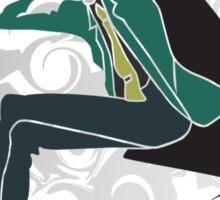 Arsene Lupin the Third Sticker