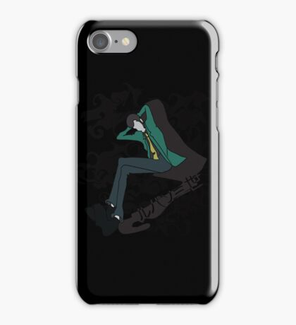 Arsene Lupin the Third iPhone Case/Skin