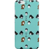 Lupin The Third iPhone Case/Skin