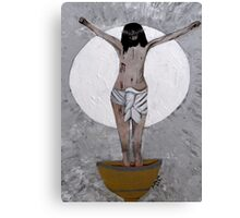 My Body My Blood By Saribelle Rodriguez Canvas Print