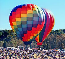 Hot Air Balloons by Irene2005