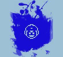 Blue Bomber (Mega Man/Rockman) Grafitti Unisex T-Shirt