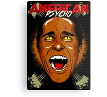 American Psycho Thriller Edition Metal Print