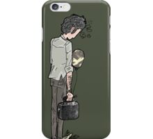 Waiting for Nothing iPhone Case/Skin