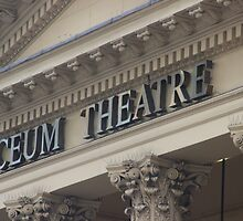 LYCEUM THEATRE by Jack Catford