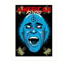 American Psycho Manhattan Edition Art Print