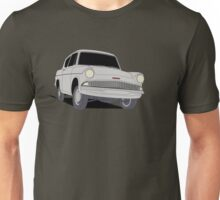 Ford Anglia - Semi Transparent Unisex T-Shirt