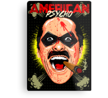 American Psycho Comedian Edition Metal Print