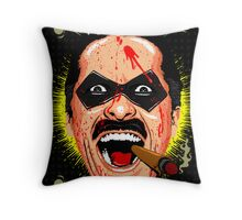 American Psycho Comedian Edition Throw Pillow