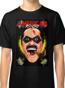 American Psycho Comedian Edition Classic T-Shirt