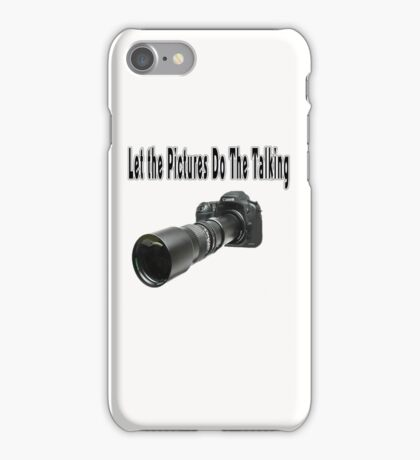 ♂ ♀ ∞ ☆ ★ PHOTOGRAPHERS APPAREL-Camera  With Telephoto Lense T-Shirt-JOURNAL,PILLOWS,ECT. ♂ ♀ ∞ ☆ ★ iPhone Case/Skin