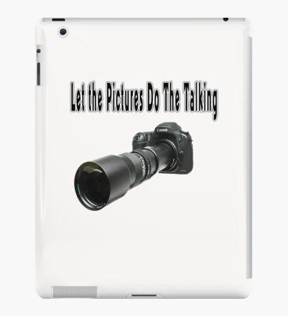 ♂ ♀ ∞ ☆ ★ PHOTOGRAPHERS APPAREL-Camera  With Telephoto Lense T-Shirt-JOURNAL,PILLOWS,ECT. ♂ ♀ ∞ ☆ ★ iPad Case/Skin