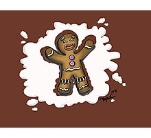 Holiday Gingy Photographic Print