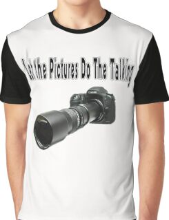 ♂ ♀ ∞ ☆ ★ PHOTOGRAPHERS APPAREL-Camera  With Telephoto Lense T-Shirt-JOURNAL,PILLOWS,ECT. ♂ ♀ ∞ ☆ ★ Graphic T-Shirt