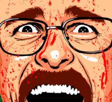 American Psycho Heisenberg Edition Sticker