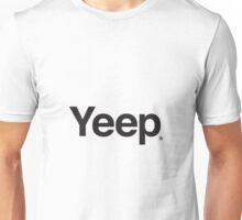 Yeep - Jeep parody Unisex T-Shirt