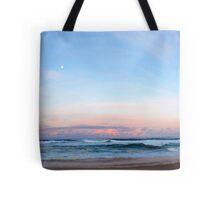 High tide, Delmenay Tote Bag