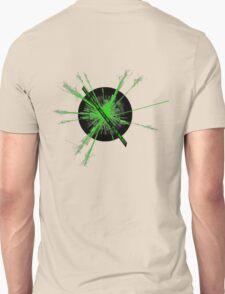 SIMULATION OF COLLISION  Unisex T-Shirt