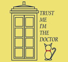 Trust Me I'm The Doctor  by Amanda Vontobel Photography