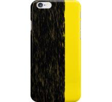 Yellow street iPhone Case/Skin