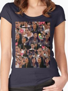 Oh So Sad Women's Fitted Scoop T-Shirt