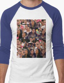 Oh So Sad Men's Baseball ¾ T-Shirt
