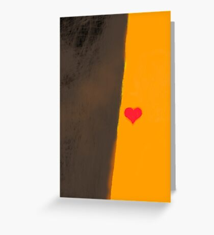 Hitchhiker's Greeting Card
