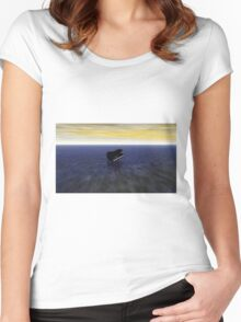 RAGNAROK Women's Fitted Scoop T-Shirt