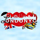 ☂ LONDONYC ☁ by bleerios