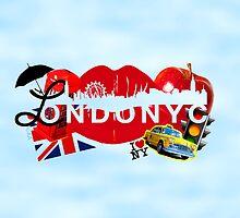 ☂ LONDONYC ☁ by bleerios
