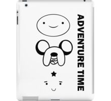Finn, Jake, and LSP iPad Case/Skin
