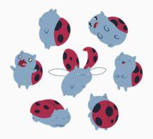 Catbugs by Kannaya