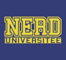 Student of Nerd Universitee by NerdUniversitee