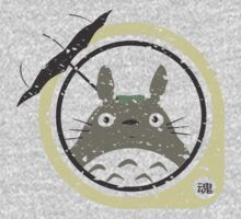 Totoro 1 by Welshy42