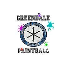 Greendale Paintball by pandagoo