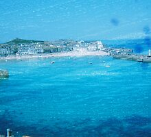 Washedout St Ives by Hywel Edwards