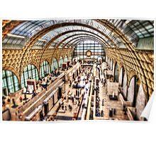 Musée d'Orsay, Paris Poster