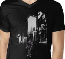 Dark Joker Mens V-Neck T-Shirt