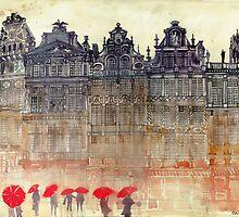 Brussels by Maja Wrońska