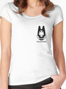 ODST - Helljumpers Women's Fitted Scoop T-Shirt