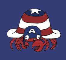 CRABTAIN AMERICA by TheGridler
