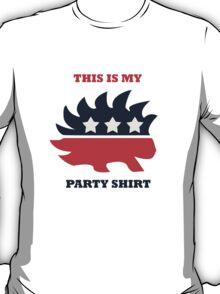 Libertarian Party Shirt T-Shirt