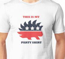 Libertarian Party Shirt Unisex T-Shirt